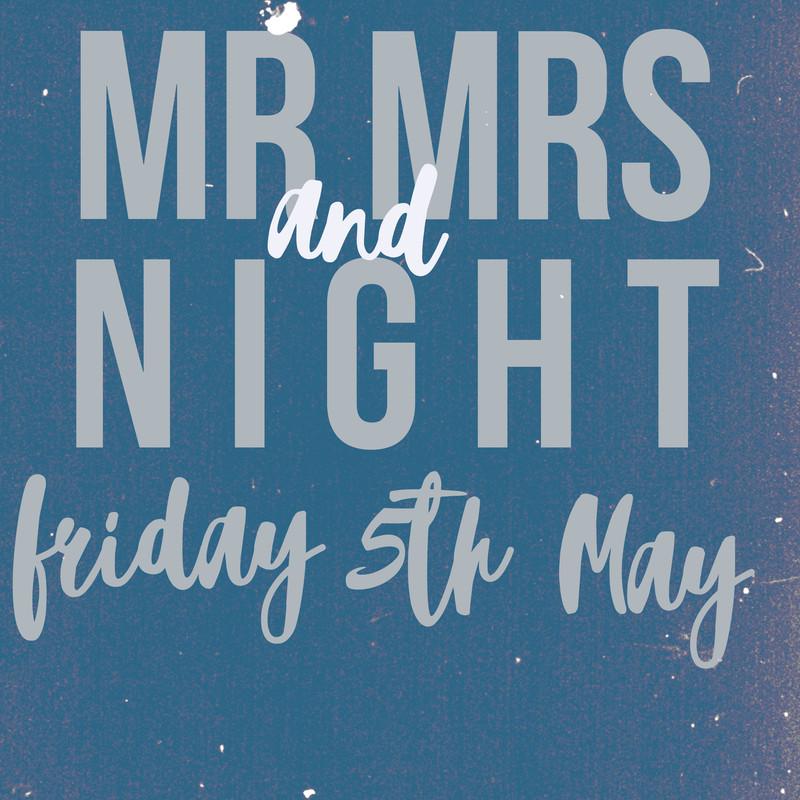 Mr & Mrs Night
