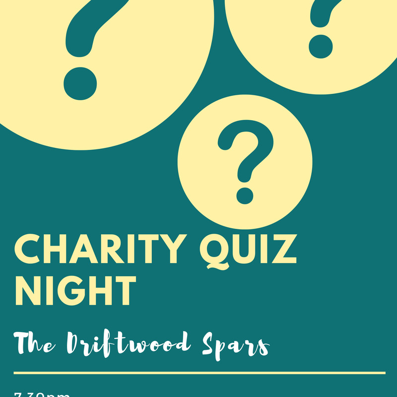 Charity Quiz Night with Pete 'The Quiz' Mitchell